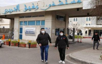 وزارة الصحة: 7 اصابات كورونا جديدة رفعت العدد التراكمي الى 717