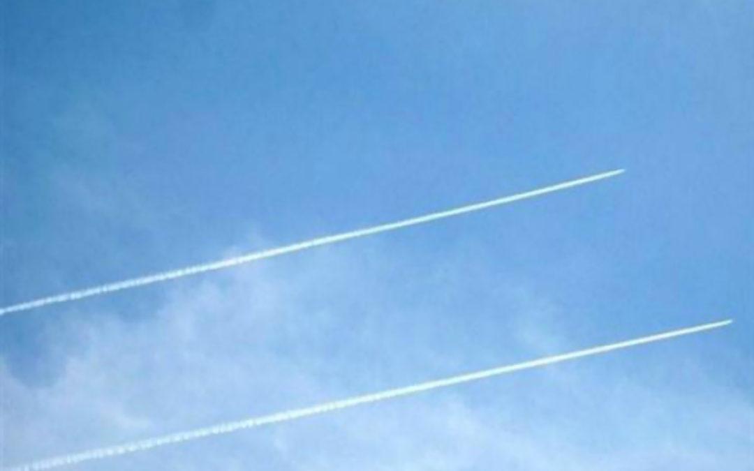 تحليق لطيران العدو في اجواء النبطية واقليم التفاح والمتن وكسروان وصيدا