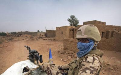 مقتل 20 عسكريا على الأقل في هجوم نسب لجهاديين في مالي