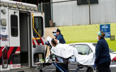 الحصيلة اليومية لكورونا في الولايات المتحدة تعاود الارتفاع مع أكثر من 2200 وفاة