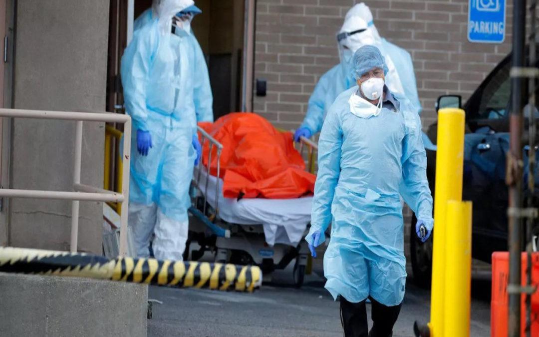 أكثر من 2400 وفاة بكورونا في الولايات المتحدة خلال 24 ساعة