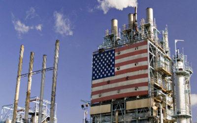 ارتفاع مخزونات الغاز الطبيعي في الولايات المتحدة بأقل من التوقعات