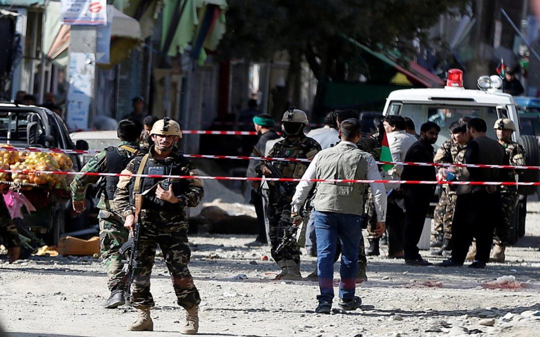 قتلى بتفجير انتحاري خلال جنازة في شرق أفغانستان