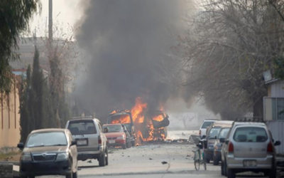 5 قتلى على الأقل وعشرات الجرحى بتفجير سيارة مفخخة في شرق أفغانستان