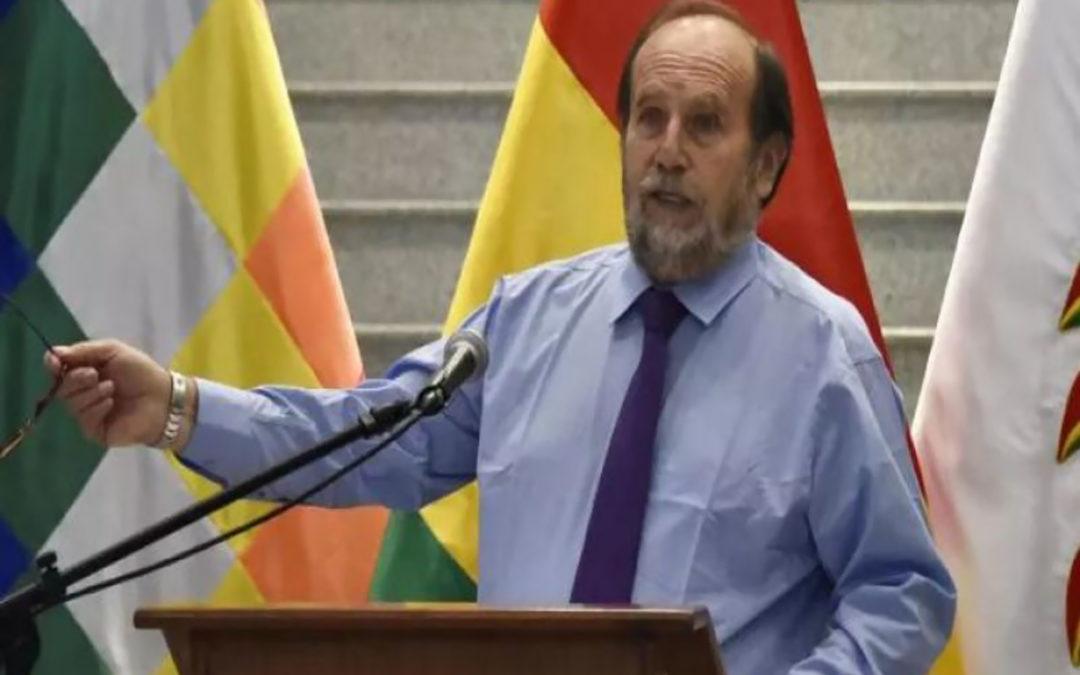 إقالة وزير الصحة البوليفي بعد توقيفه في قضية صفقة أجهزة التنفس الاصطناعي