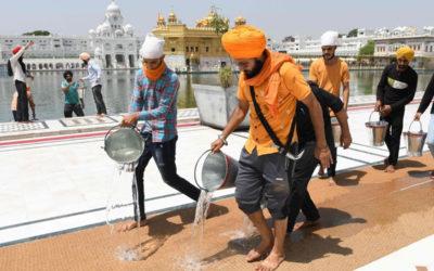 موجة حر في الهند والحرارة في نيودلهي تجاوزت 47 درجة