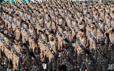 مقتل 3 عناصر من حرس الحدود الإيرانية في اشتباكات مع متمردين مسلحين