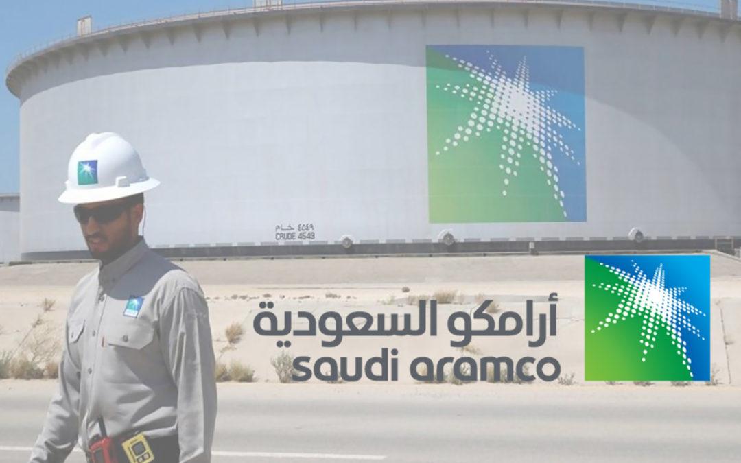 أرامكو السعودية أعلنت انخفاض أرباحها 25% في الربع الأول من 2020