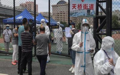 خبراء منظمة الصحة العالمية خرجوا من الحجر للتحقيق في ووهان
