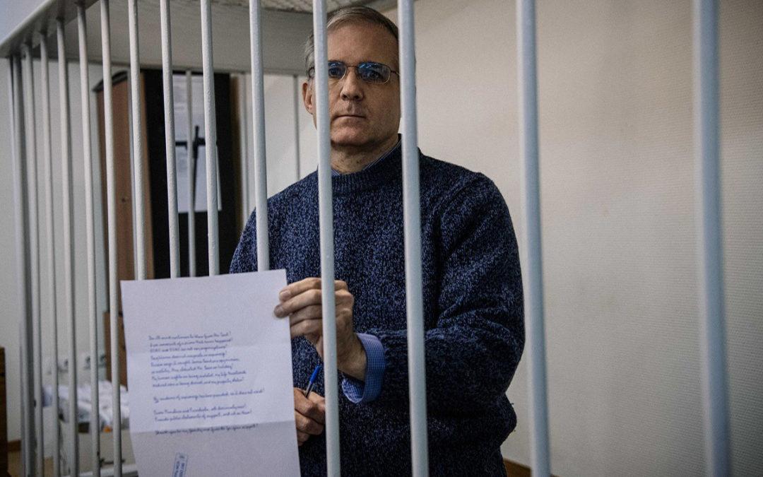 روسيا تحكم بالسجن 16 عاما على عنصر البحرية الأميركية السابق