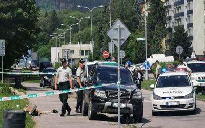 قتيلان بينهم المعتدي و5 مصابين جراء هجوم بسكين على مدرسة في سلوفاكيا
