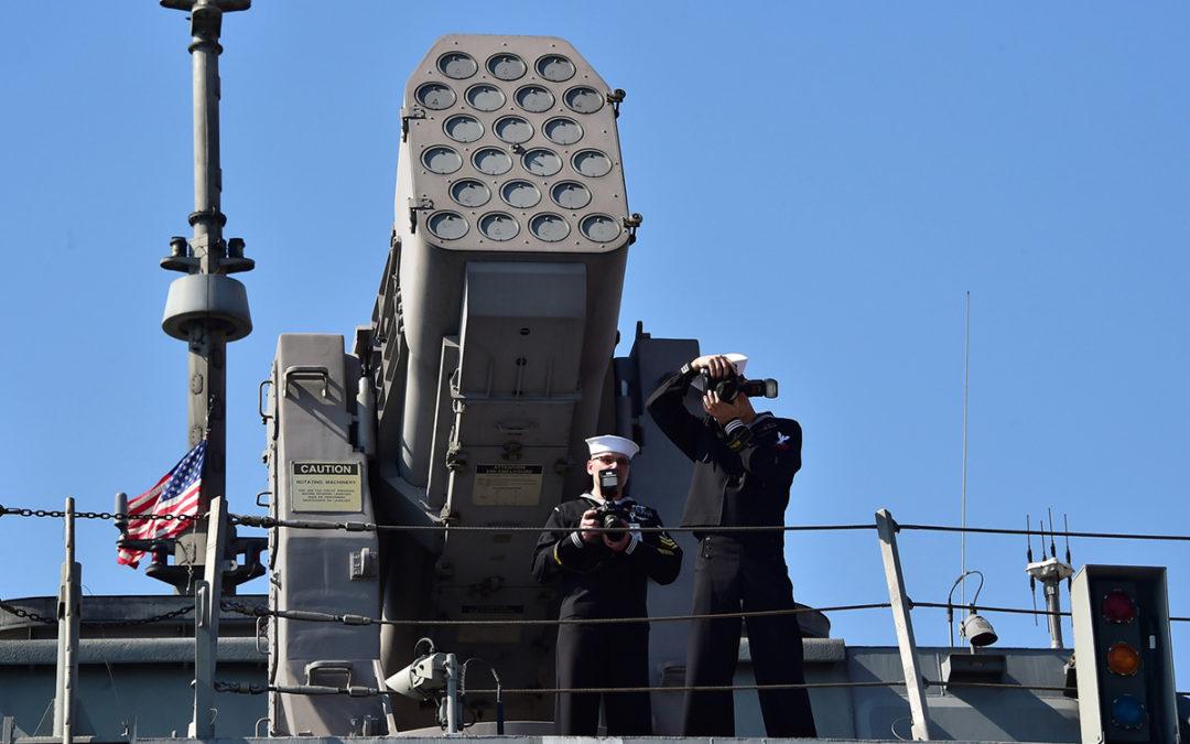 سيئول وواشنطن تجريان مناورات عسكرية لاعتراض صواريخ من كوريا الشمالية