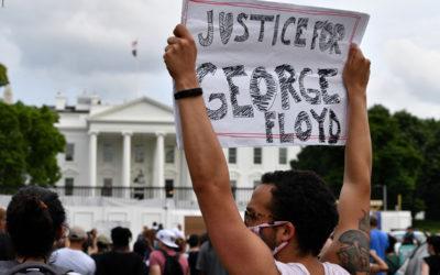 الصين:التظاهرات في الولايات المتحدة تظهر المرض المزمن للعنصرية