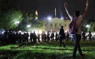 جريمة عنصرية جديدة في الولايات المتحدة..واحتجاجات غاضبة في مدينة كينوشا