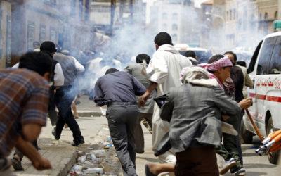 اليمن.. اشتباكات بين قوات الأمن ومسلحين في عدن