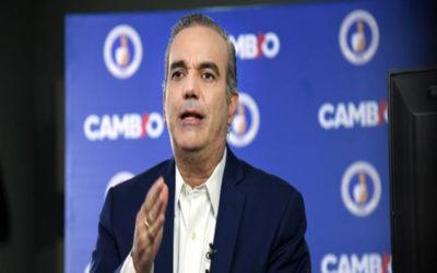 زعيم المعارضة بالدومينيكان اللبناني الأصل أبي نادر يعلن فوزه في الانتخابات الرئاسية