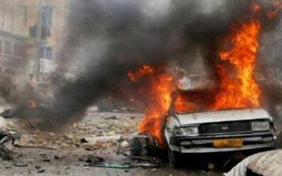 انفجار 5 عبوات ناسفة في بغداد