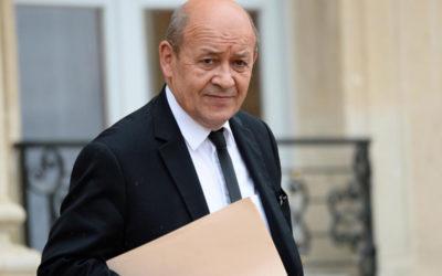 لو دريان: فرنسا ستستضيف مؤتمراً دولياً بشأن ليبيا في تشرين الثاني المقبل