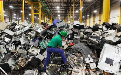 الأمم المتحدة حذرت من تزايد النفايات الإلكترونية
