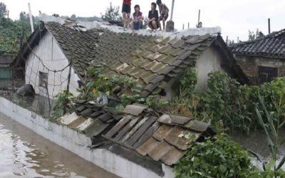 فيضانات كوريا الشمالية.. 22 قتيلا و4 مفقودين