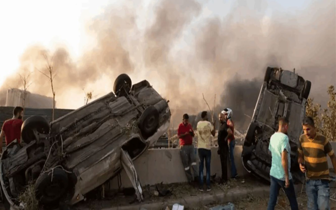 ضحايا انفجار بيروت يتوزعون على عشرات الجنسيات العربية والأجنبية