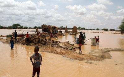 إرتفاع حصيلة السيول والأمطار في السودان إلى 30 قتيلا