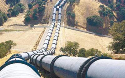 سانا: انفجار في خط الغاز العربي أدى الى انقطاع الكهرباء في سوريا
