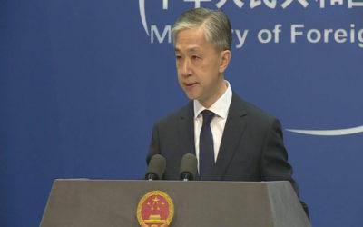 الصين ترى في زيارة مسؤول أميركي رفيع لتايوان تشجيعا للقوى الانفصالية
