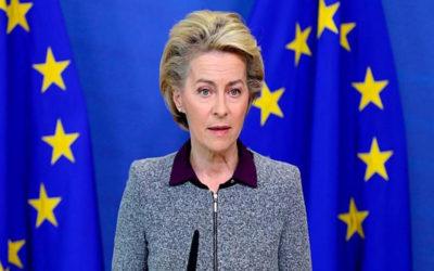 دير لاين: الجرعات الأولى من لقاحي مودرنا وبيوتك ستصل الاتحاد الاوروبي منتصف كانون الأول