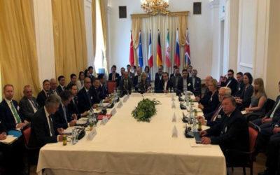 اجتماع للدول المشاركة في الاتفاق النووي الإيراني تحت ضغط أميركي