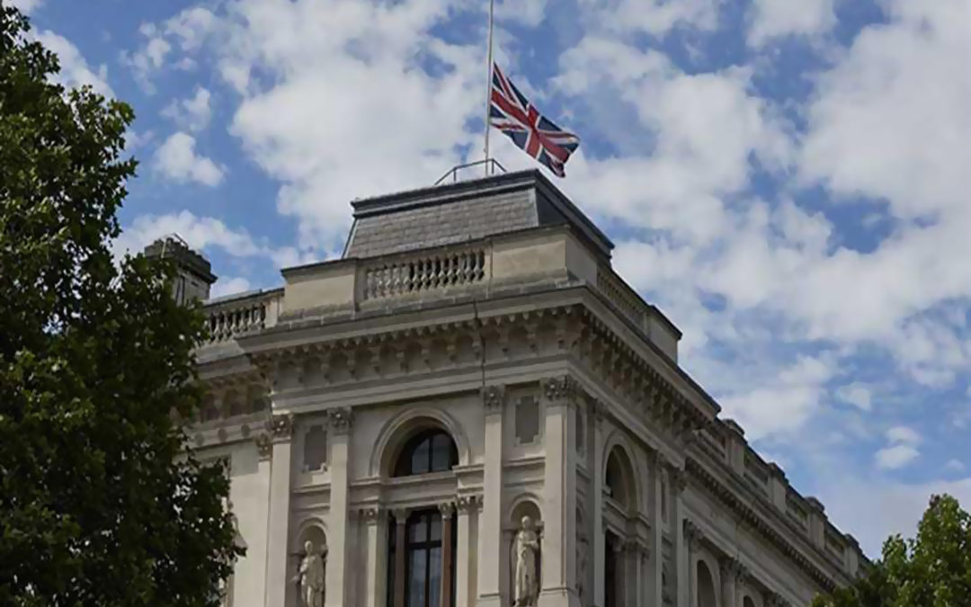 سفارة بريطانيا في بغداد: عبوة ناسفة استهدفت سيارات ديبلوماسية ولا إصابات