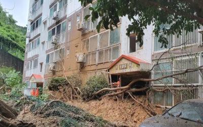 اعصار هايشن يضرب كوريا الجنوبية بعد تسببه بانزلاقات أرضية في اليابان