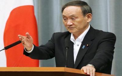 الحزب الحاكم في اليابان ينتخب يوشيهيدي سوغا رئيسا له خلفا لشينزو آبي