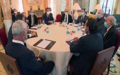 """باريس تدفع لتنفيذ مبادرة الحريري .. و""""الثنائي"""" متمسّك بتسمية الوزراء – صحيفة الجمهورية"""