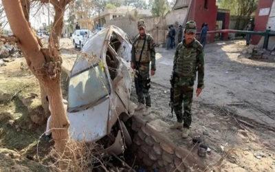 قتيلان وجرحى في هجوم على مركز للشرطة الأفغانية