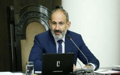 رئيس الوزراء الأرمني يدعو واشنطن لتسمية الجهة المسؤولة عن فشل الهدنة في قره باغ