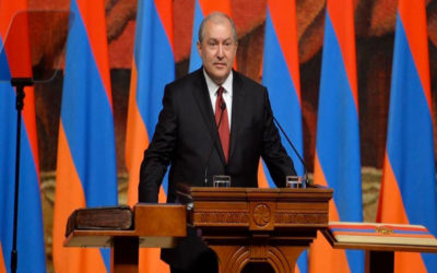 الرئيس الأرميني يحذر من إمكانية تحول القوقاز إلى سوريا أخرى إذا استمرت المعارك