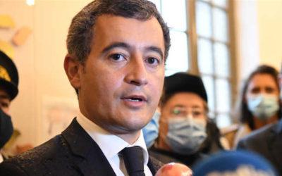 وزير الداخلية الفرنسي: فرنسا تعيش تهديدا إرهابيا والهجمات محتملة في أي مكان على أراضينا