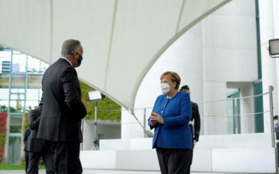 رئيس الحكومة العراقية يصل برلين في ثاني محطة أوروبية له بعد باريس