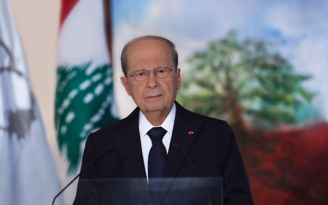 مصادر الجمهورية: عون لم يطالب بالثلث المعطل ولن يتراجع عن المبادئ الحكومية التي طرحها