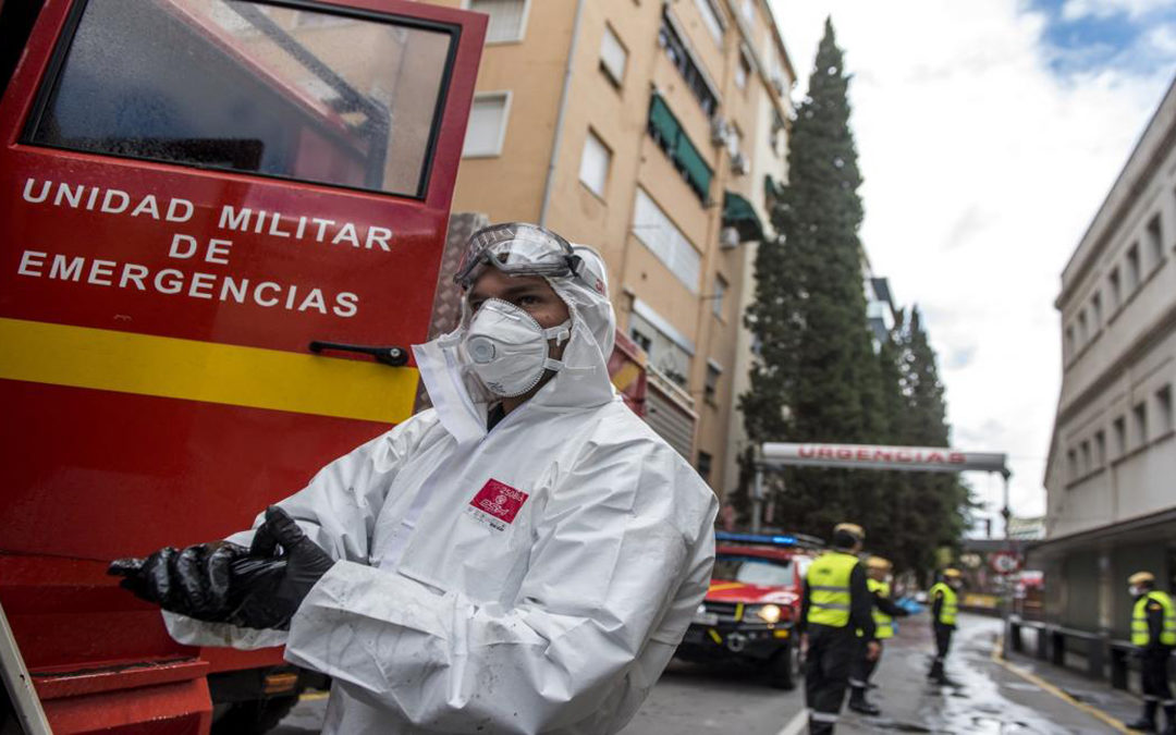 حكومة إسبانيا تحذر من فرض حالة الطوارئ في مدريد