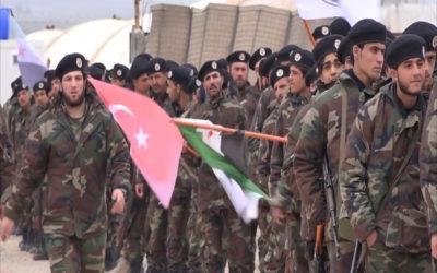 مآلات عسكرة السياسة الخارجية الأردوغانية – فادي ملحم