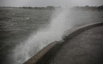الإعصار زيتا يجتاح لويزيانا الأميركية
