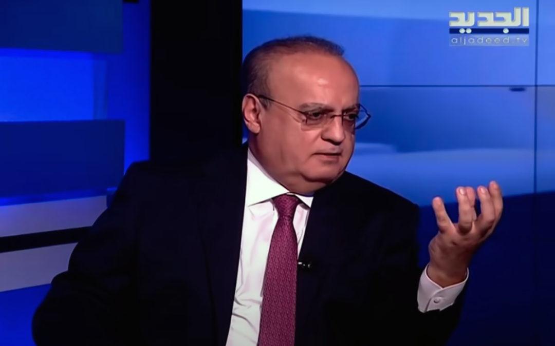 """وهاب لقناة """"الجديد"""": الرئيس عون لا يوقع على حكومة برئاسة ميقاتي والثنائي الشيعي يفضّل الحريري عليه"""