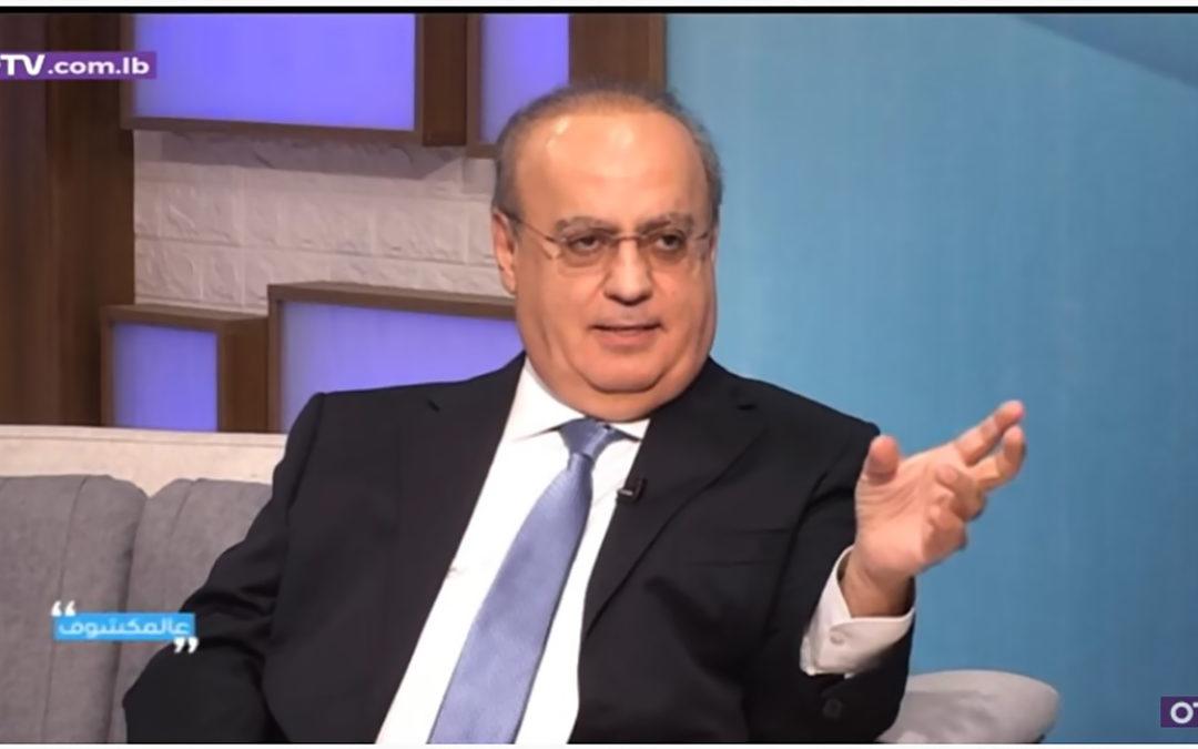 """وهاب لقناة الـ """"أو.تي.في"""": السفراء في لبنان أكذب من سياسييه ولا يتعاطون إلا مع الفاسدين"""