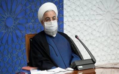 روحاني: مشروع سكة الحديد مع العراق سيربط إيران بالبحر المتوسط