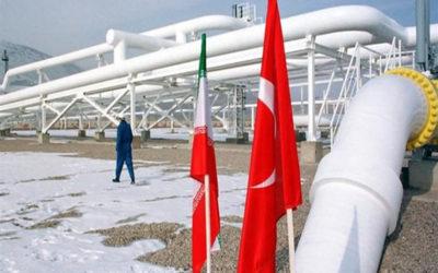إيران تعلن عن مفاوضات قريبة لتمديد إتفاقية الغاز مع تركيا