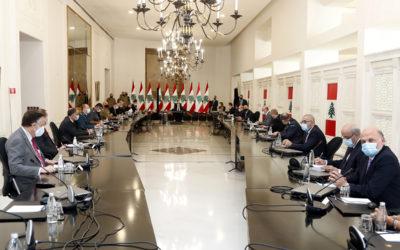 مجلس الدفاع الأعلى قرر الإغلاق العام من 14/11 الى 30/11 بإستثناء المطار
