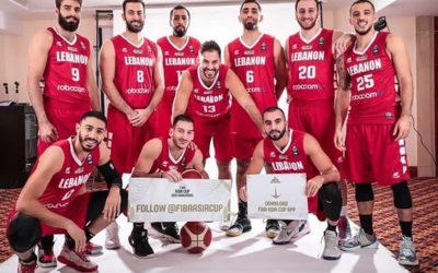 فوز كبير للبنان على الهند في تصفيات بطولة آسيا لكرة السلة