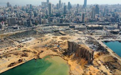 """""""الاخبار"""": شركة أوروبية تتخلص من مستوعبات مواد خطرة جدا في مرفأ بيروت"""